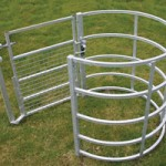 Metal Kissing Gate