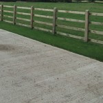 Post and Rail Fencing30