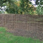 Wattle Hurdle 150x150 - Timber fencing
