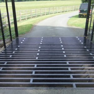 Deer Grid Installation Cheshire