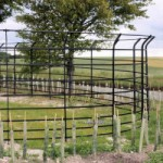 Cheshire Deer Estate Fencing
