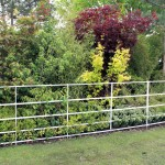 White Estate Fencing