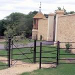 Estate Fencing Kissing Gate