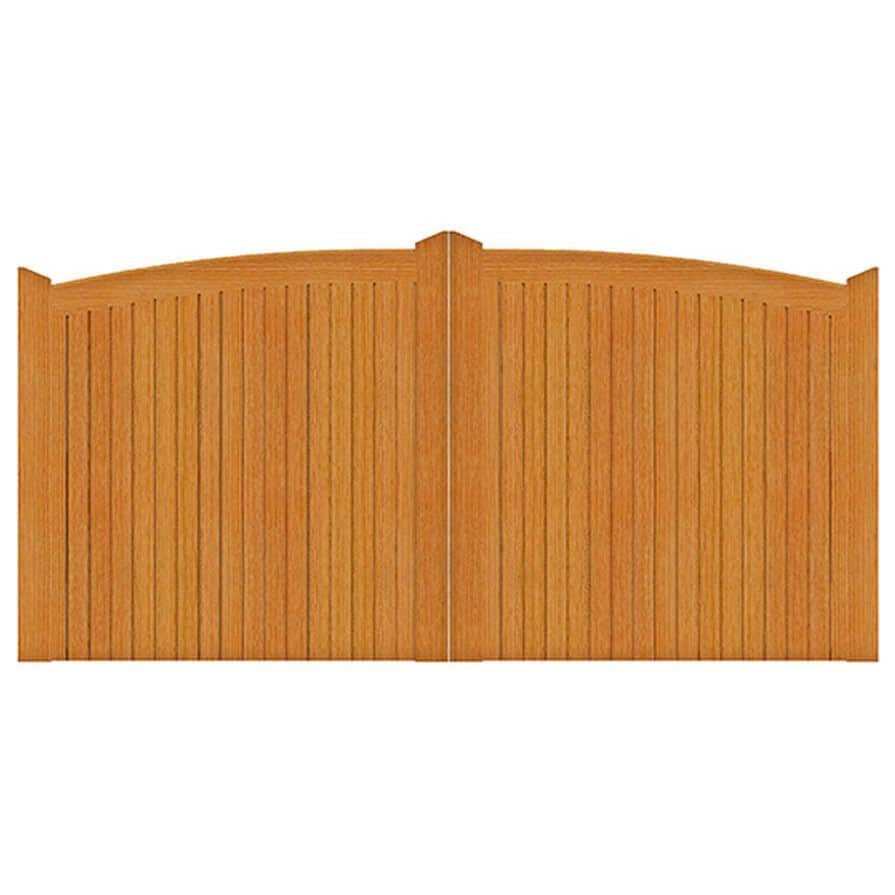 Staffor - Wooden gates