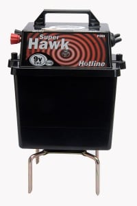 Electric Fencing Super Hawk Energiser