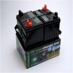 Fit one charge one electric fencing battery