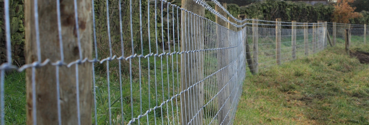 Suddenstrike fencing stock netting