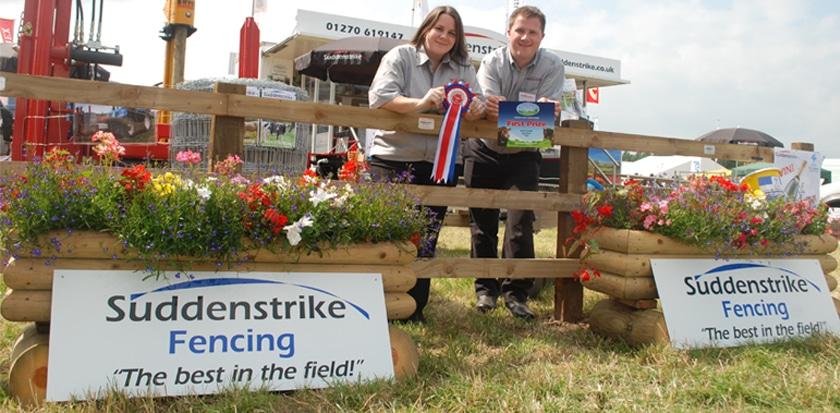 stock fencing nantwich show suddenstrike