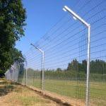 Security Fencing Clipex