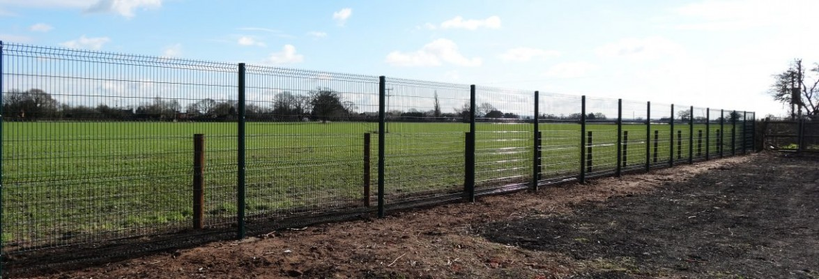 Suddenstrike fencing security fences