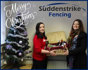 Suddenstrike Fencing Competition Winner With Hamper