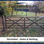 Suddenstrike Fencing Gates