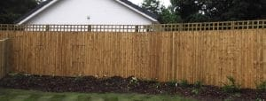 featheredge fencing cheshire 2018
