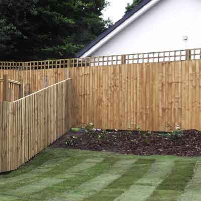 garden fence repairs - Repairing Your Fence After a Storm